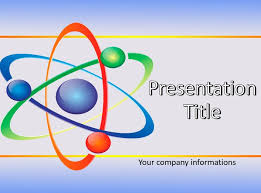 Ppt Templates Download Free Atom Powerpoint Template Download Free Ppt Theme