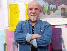 paulo coelho writer lyricist and the author of the alchemist paulo coelho