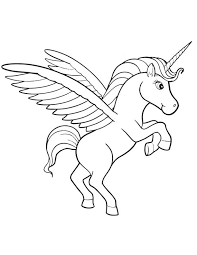 Small Picture Unicorn Coloring Pages As mystical and majestic they are to look