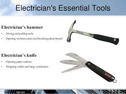 electrical tools names. electrician\u0027s essential tools electrical names n
