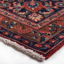 vintage classic persian rug kashan design from 1950s high class