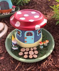 a fairy garden in four easy steps