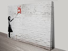 banksy wall art prints
