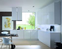 Modern Kitchen Wall Cabinets Kitchen Room Brown Wood Stainless Glass Smart Tiny Kitchen Wall