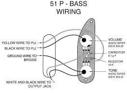 fender p bass 51 55 wiring mod help needed please basschat all you need to do is jump the resistor or replace it a wire removing it entirely wouldn t work you would need to substitute it a jumper wire