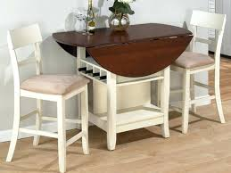 small kitchen tables image of drop leaf round table with chairs
