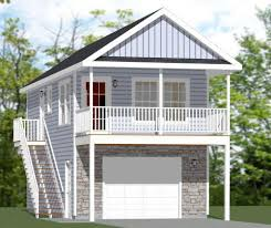tiny house with garage. 16x32 tiny houses -- pdf floor plans 1-car garage 8:12 roof pitch house with h