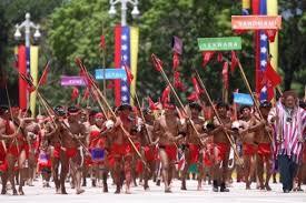 Resultado de imagen para indígenas en venezuela  2018