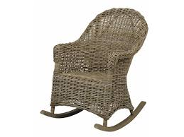 ideas for wicker rocking chair design 14540