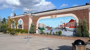 Raymond Wood Bauer Promenade – City of Linden
