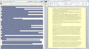 Most Footnote Numbers Missing In A Paragraph Copy And Paste From Nac