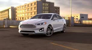 Ford Fusion Color Chart 2019 Ford Fusion Exterior Color Option Gallery