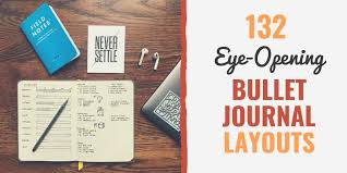 132 Bullet Journal Layout Ideas Images To Inspire You