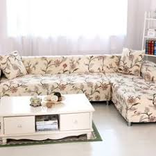 55 83 universal stretch couch sofa covers 2pcs polyester corner sofa slipcovers 2pcs