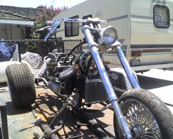 Vw Trike Project Motorcycles for sale