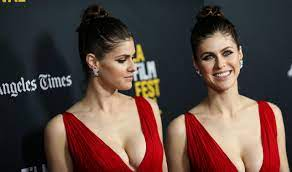 Alexandra Daddario by Double1Trouble on DeviantArt