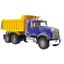 <b>Bruder Самосвал</b> MACK Granite truck :: <b>Машины</b> Брудер (<b>Bruder</b> ...