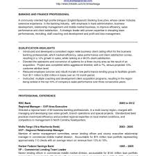 Bank Teller Resume Cover Letter No Experience Printable Best