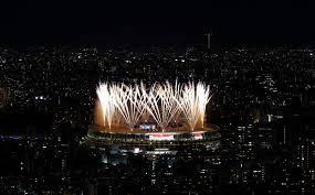 2020 Tokyo Olimpiyatları'nın açılış seremonisi gerçekleştirildi