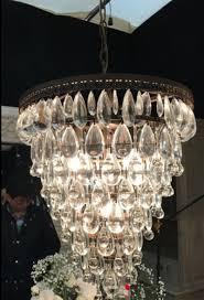 teardrop crystal chandelier ideas