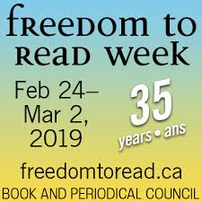 Image result for freedom to read 2019