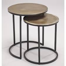 round nest table stock code 10022