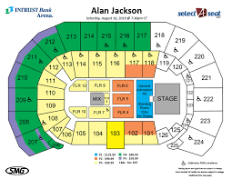 Seat Map Qudos Bank Arena