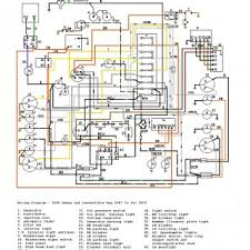 vw beetle wiring diagram 1974 wiring diagram and hernes 1974 75 super beetle wiring diagram thegoldenbug