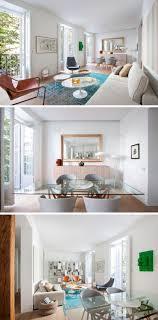 Modern Apartments Floor Plans Design A Bright And Comfortable Apartment Interior Design In Madrid