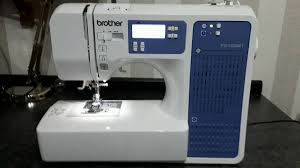 brother fs100wt sewing quilting machine with extension table