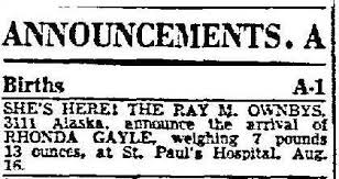 Birth Announcement In Newspaper Birth Announcement Quotes Birth Announcement Wording For Newspaper
