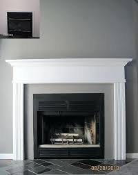 white fireplace mantel for wood fireplace mantels designs in white mantel design regarding plans 37 white