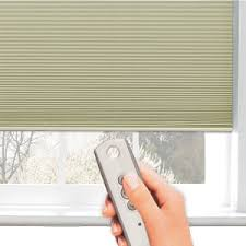 motorized window blinds. springs window fashions motorized blinds f