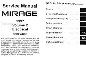2014 mitsubishi mirage wiring diagram 2014 image 1997 mitsubishi mirage repair shop manual set original on 2014 mitsubishi mirage wiring diagram