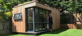 outdoor garden office. great views of the garden office outdoor