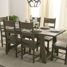 dining table chairs fit underneath awesome best round farmhouse