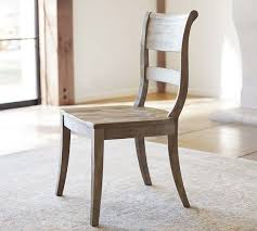 Image Solid Wood Bradford Dining Chair Pottery Barn Bradford Dining Chair Pottery Barn