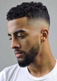 50 Coiffures Cheveux Bouclés Pour Homme Avec Photos