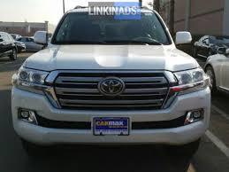 Am selling my used 2016 Toyota Land Cruiser SUV - Vehicle - Sharjah -