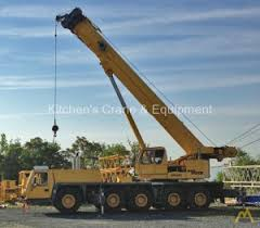 Grove 120 Ton Crane Load Chart Grove Gmk5120b Specifications Cranemarket