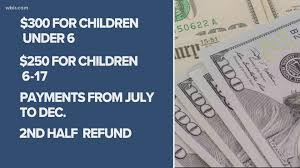 Here, two tax experts answer these and other frequently. Child Tax Credit You Can Opt Out Of Monthly Payment Soon Abc10 Com