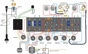 schematic to wiring diagram question telecaster guitar forum old amp wiring diagram jpg