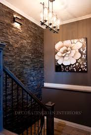 Faux Exposed Brick Brick Accent Wall How To Install Brick Veneer On A Wall Faux