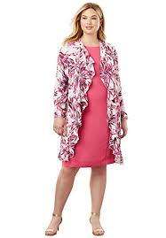 Jessica London Women's Plus Size Cascade Jacket ... - Amazon.com
