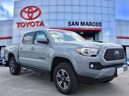 New 2019 Toyota Tacoma Trd Sport Double Cab 5 Bed V6 At Natl