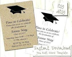 graduation announcements free downloads graduation invitation templates free download awesome graduation