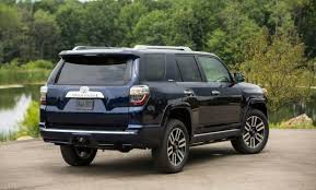 2018 toyota 4runner interior. perfect interior potentially influencing toyotau0027s timetable for a facelift or redesign is  fordu0027s planned 2020 revival of its bodyonframe bronco as offroadready  throughout 2018 toyota 4runner interior n