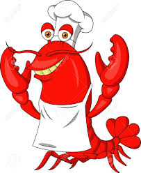 Cute Lobster Cartoon Royalty Free ...