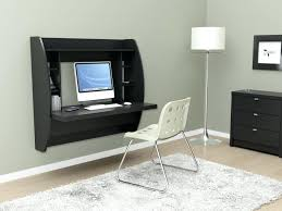 Wall Mounted Computer Desk Wall Mounted Computer Monitor Small Wall Beauteous Computer Desk In Bedroom Design