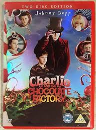 charlie the chocolate factory disc edition dvd amazon co charlie the chocolate factory 2 disc edition dvd 2005